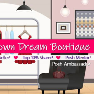 Welcome to the Hand Me Down Dream Boutique!